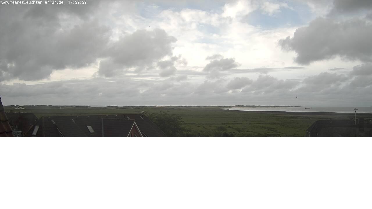 Webcam Meeresleuchten Norddorf